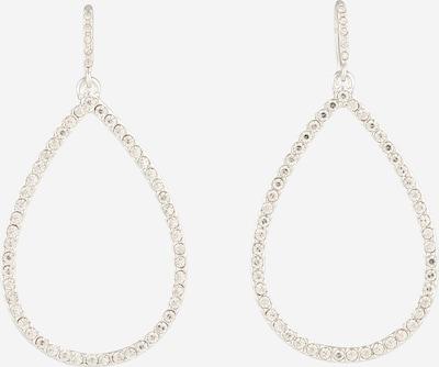Lauren Ralph Lauren Boucles d'oreilles en argent / transparent, Vue avec produit