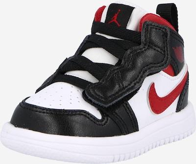 Jordan Sneaker i röd / svart / vit, Produktvy