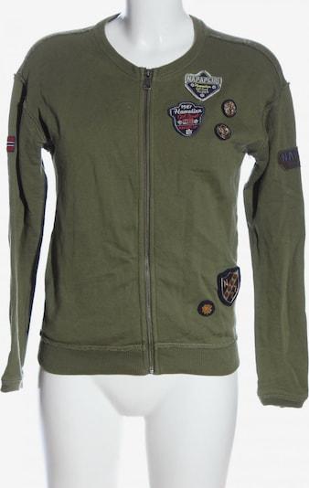 NAPAPIJRI Sweatshirt in XS in khaki, Produktansicht