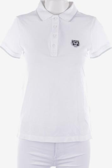KENZO Shirt in XS in weiß, Produktansicht