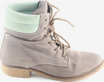 COX Ankle Boots in 38 in Silber