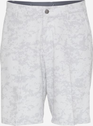 adidas Golf Sporthose in grau / weiß, Produktansicht