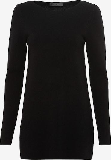 HALLHUBER Stricktunika aus Lenzing™-EcoVero™ in schwarz, Produktansicht