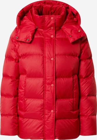 Marc O'Polo Kurtka zimowa w kolorze czerwony