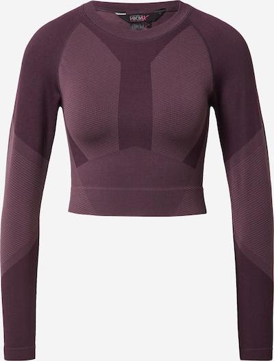 HKMX Функционална тениска в слива / тъмнолилаво, Преглед на продукта