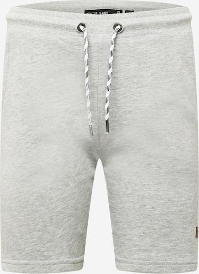 INDICODE JEANS Shorts in graumeliert, Produktansicht