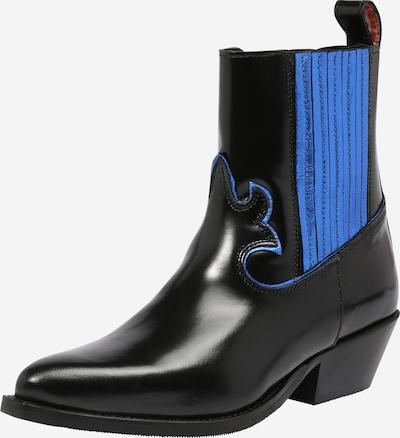 SCOTCH & SODA Cowboystiefel 'Corall' in blau / schwarz, Produktansicht