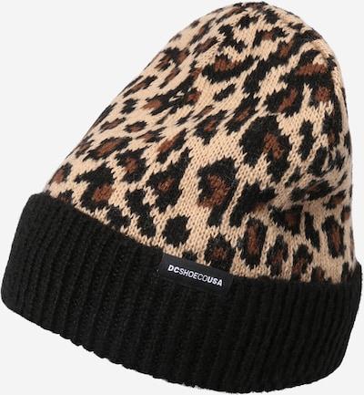 DC Shoes Sporta cepures bēšs / brūns / melns, Preces skats