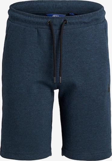 Jack & Jones Junior Shorts 'Clean' in violettblau: Frontalansicht