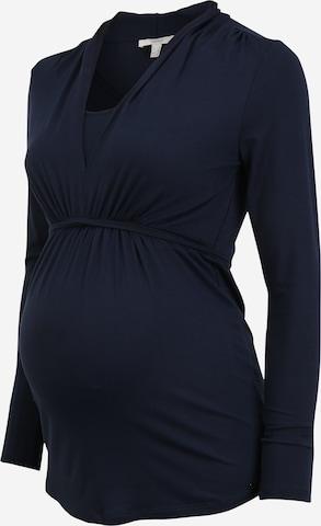 T-shirt Esprit Maternity en bleu