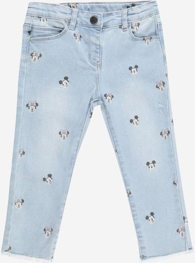 OVS Jeans in hellblau / pastellpink / schwarz / weiß, Produktansicht