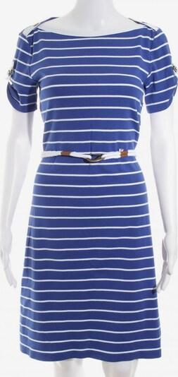 RALPH LAUREN Jerseykleid in M in blau / weiß, Produktansicht