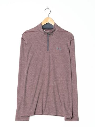 UNDER ARMOUR T-Shirt in XL in Lila