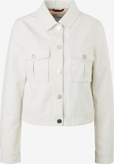 Q/S by s.Oliver Between-Season Jacket in Cream, Item view