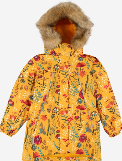Reima Zimní bunda 'Muhvi' - žlutá / mix barev, Produkt