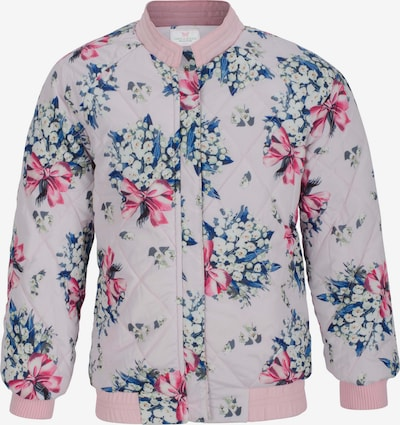 CIPO & BAXX Bomberjacke 'Floral Sporty' in pink, Produktansicht