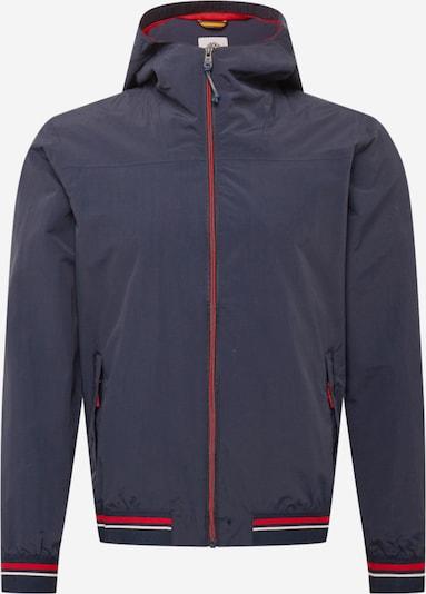 TIMBERLAND Jacke in nachtblau / rot / weiß, Produktansicht