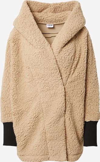 Noisy may Manteau mi-saison 'Cuddle' en beige clair / noir, Vue avec produit