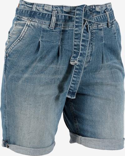 Miracle of Denim Shorts 'Indie' in blue denim, Produktansicht