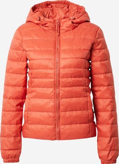 ONLY Veste mi-saison en orange, Vue avec produit