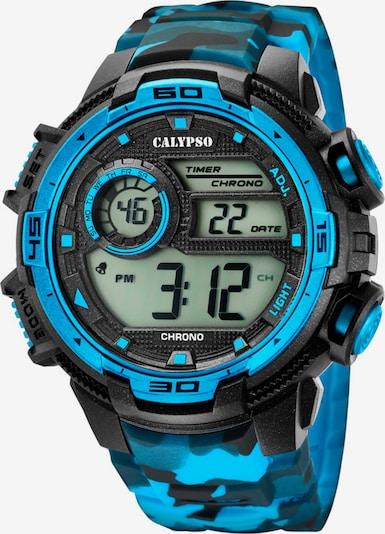 CALYPSO WATCHES Uhr in blau / schwarz, Produktansicht