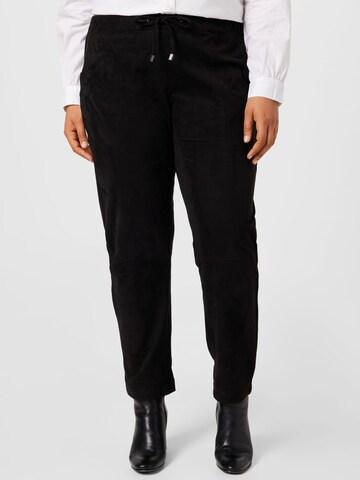 Esprit Curves Bukse i svart