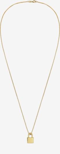 ELLI Halskette Schloss in gold, Produktansicht