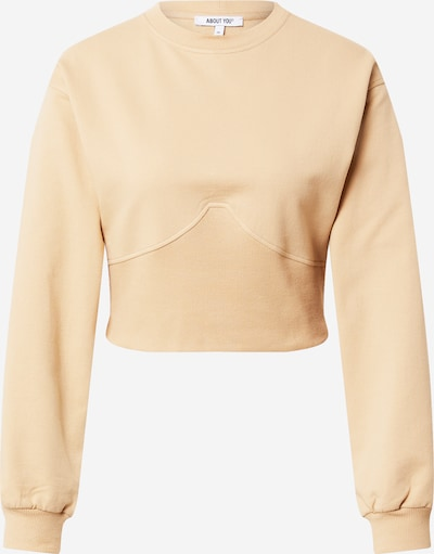 ABOUT YOU Sweater 'Eve' in beige, Produktansicht