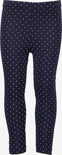 BLUE SEVEN Leggings in navy / weiß, Produktansicht