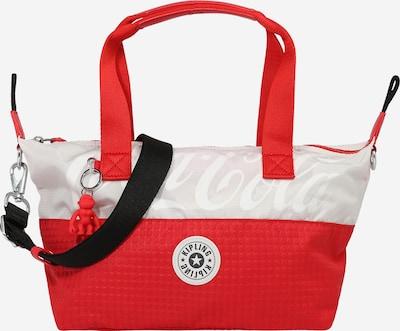 KIPLING Дамска чанта 'ART' в червено / бяло, Преглед на продукта