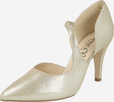 CAPRICE Pumps in Gold, Item view