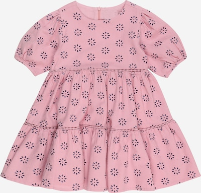 BASEFIELD Kleid in rosa / schwarz, Produktansicht