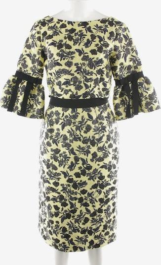 Erdem Kleid in M in gelb / schwarz, Produktansicht