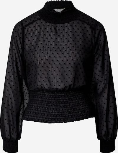 OBJECT (Petite) T-shirt 'GRETA' en noir, Vue avec produit