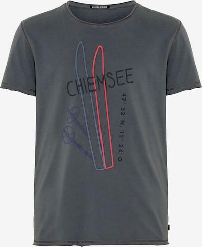 Sportiniai marškinėliai 'HIMALCHULI' iš CHIEMSEE , spalva - mėlyna / antracito / raudona, Prekių apžvalga