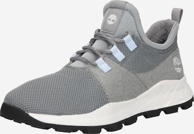 Sneaker low 'Brooklyn Flexi Knit Ox' TIMBERLAND pe gri argintiu / gri piatră / alb, Vizualizare produs