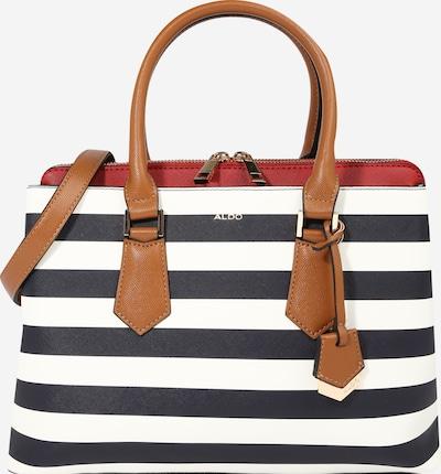 ALDO Handbag 'BOZEMANI' in Blue / White, Item view
