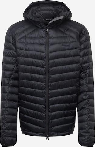 Bergans Outdoor jacket in Black