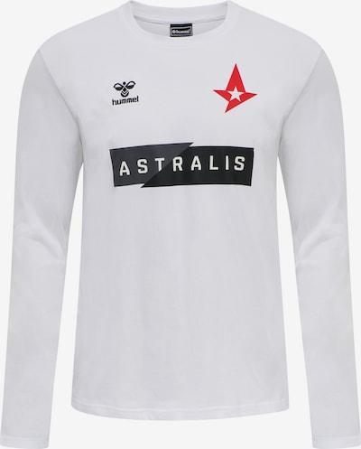 Hummel Funktionsshirt 'ASTRALIS' in rot / schwarz / weiß, Produktansicht