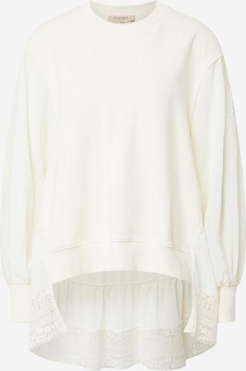 Twinset Sweatshirt in White, Item view