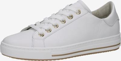 GABOR Sneaker in weiß, Produktansicht