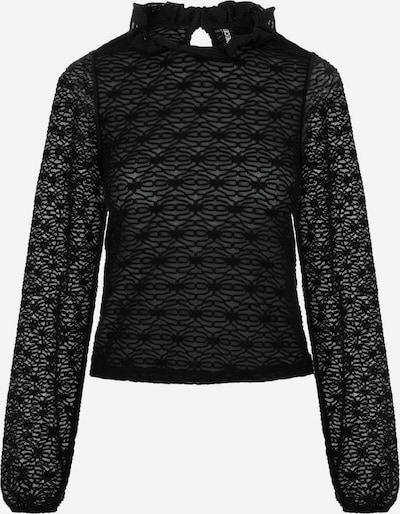 PIECES Sweater 'Flori' in Black, Item view