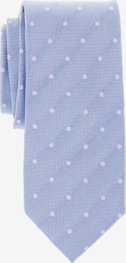 ETERNA Krawatte in hellblau / weiß, Produktansicht