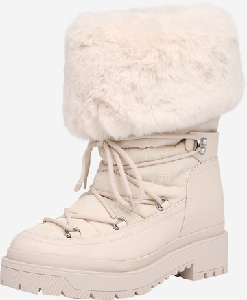 GUESS Snöboots 'LARYA' i beige