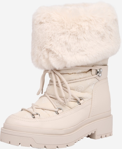 GUESS Snow Boots 'LARYA' in Cream, Item view