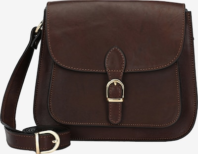 Crickit Saddle Bag 'Degna' in braun / dunkelbraun, Produktansicht