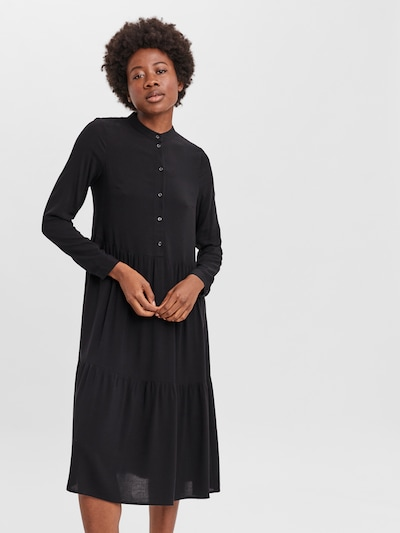 VERO MODA Dress 'Vica' in Black, View model
