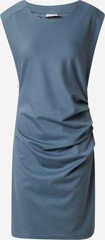 Kaffe Puzdrové šaty 'India' - Modrá