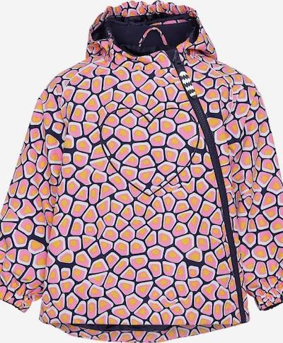 Racoon Outdoor Functionele jas 'Dallas' in de kleur Donkerblauw / Rosa, Productweergave