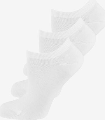 ELBEO Bio Sneaker ' 3er-Pack Organic Cotton ' in Weiß